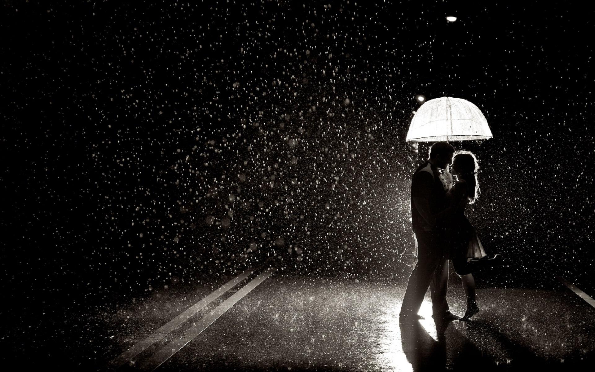Love Under Umbrella