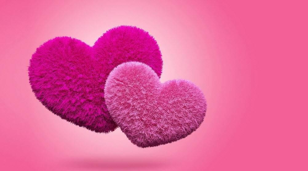 cute heart wallpaper