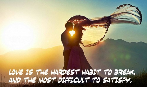 love is the hardest