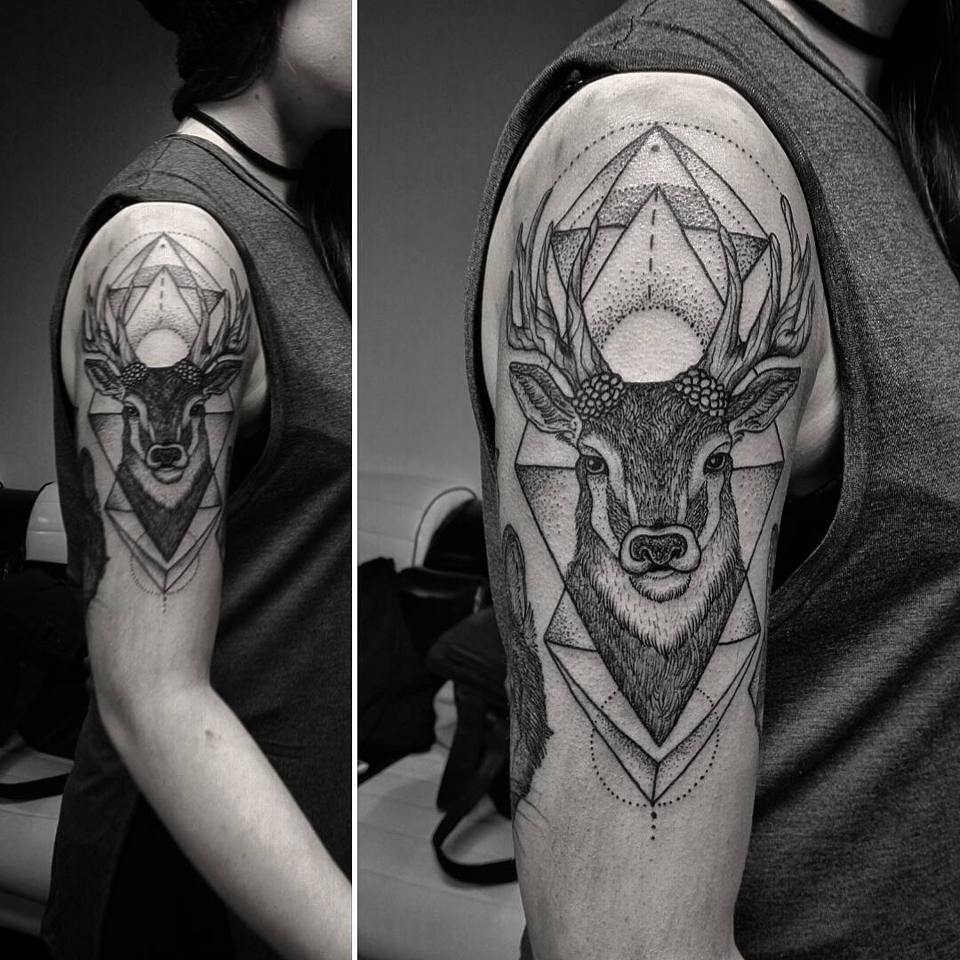 Geometric Buck for True Men