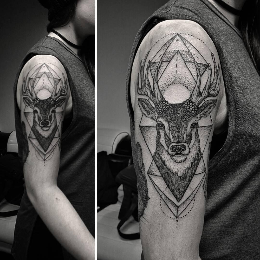 Geometric Buck for True Men
