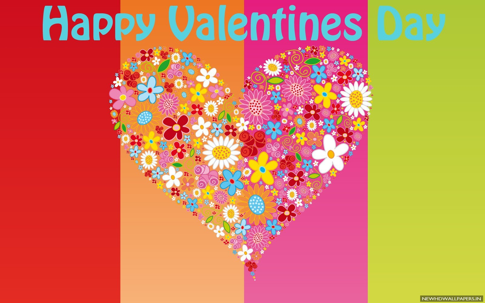 Happy Valentines Day cute Wallpaper hd