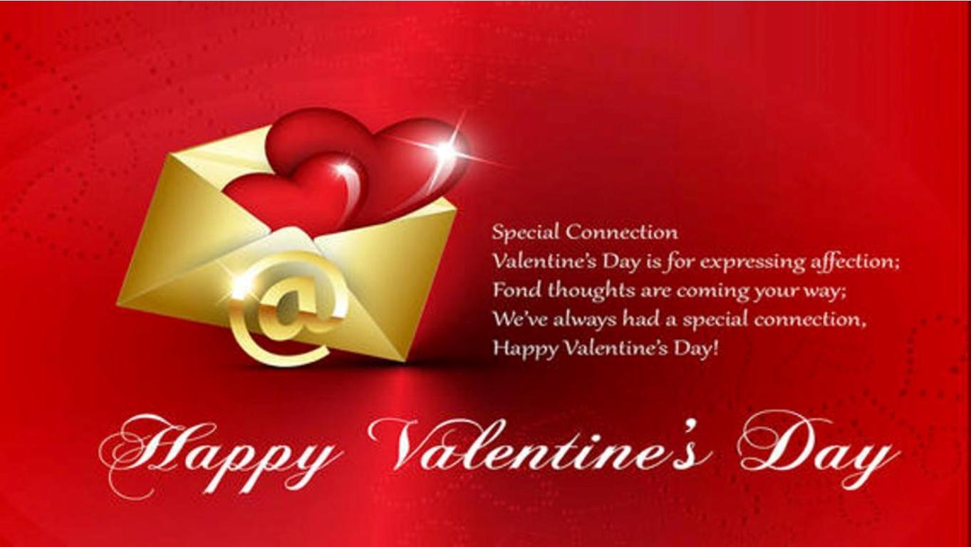 Happy Valentines Day quote picture