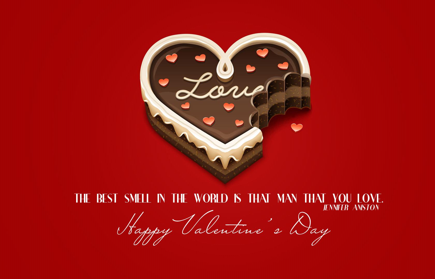 Happy Valentine's Day quote