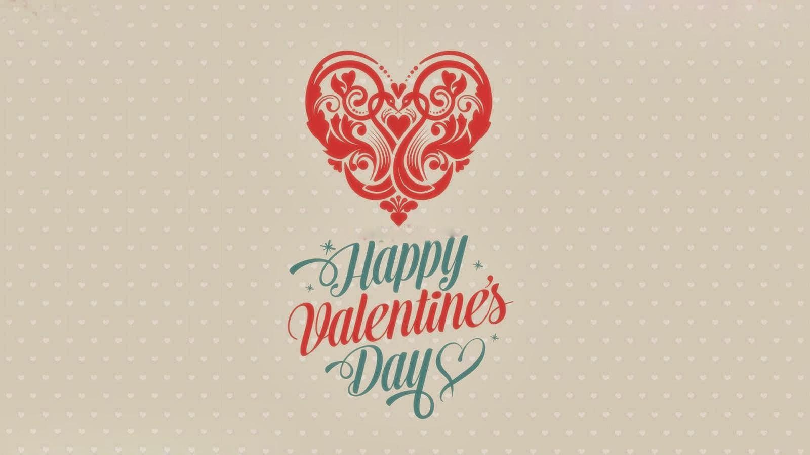 happy valentine's day background wallpaper