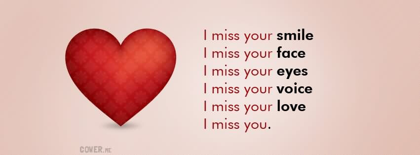 i miss you love cover