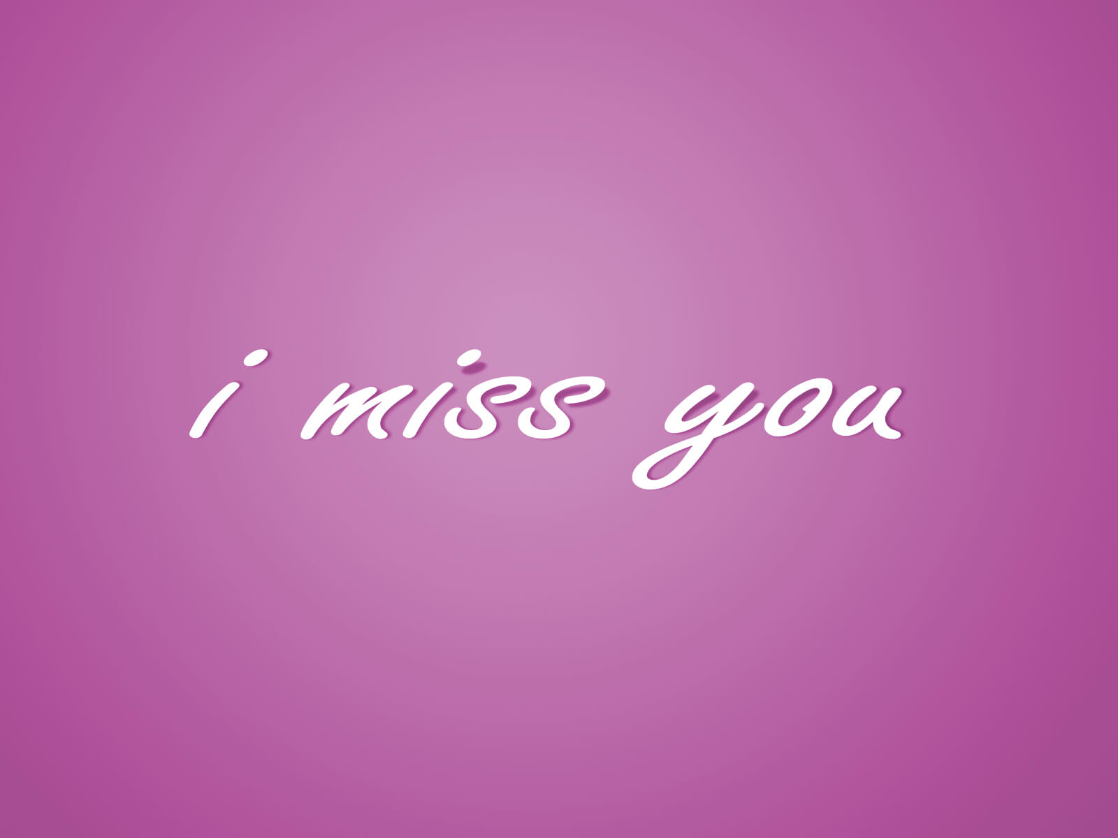 i miss you purple background wallpaper
