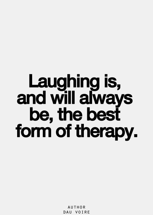 How important is a laugh