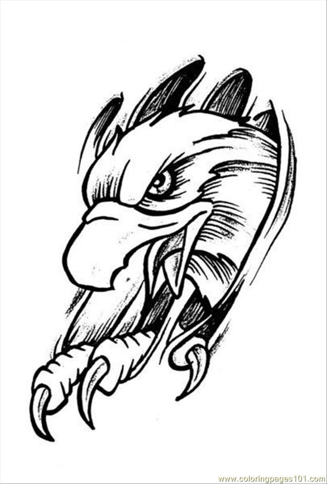 Free Printable Bird Tattoo Patterns