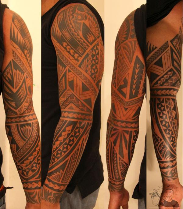 black men arm tattoos