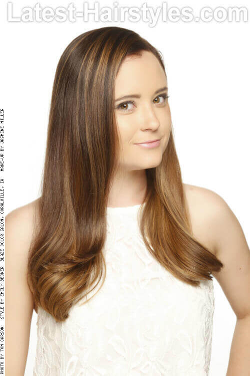 cute long haircut ideas