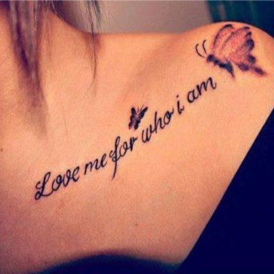 elegant-quote-collarbone-tattoos