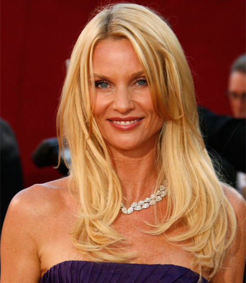 nicollette sheridan long hair
