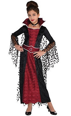 12-Happy Halloween Costumes for Girls