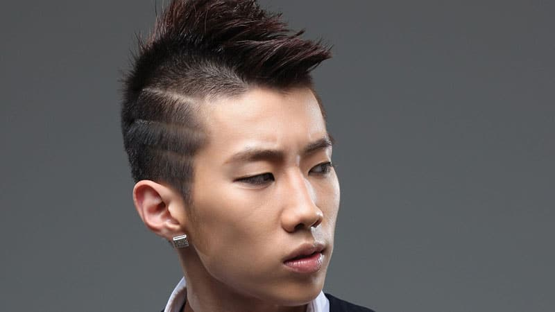 19-Mohawk Hairstyles for Men