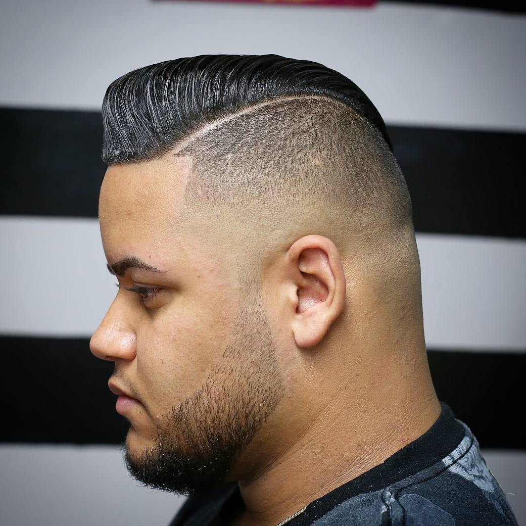 Slicked Back Hairstyles 2017 For Men