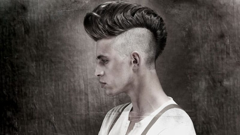 21-Mohawk Hairstyles for Men