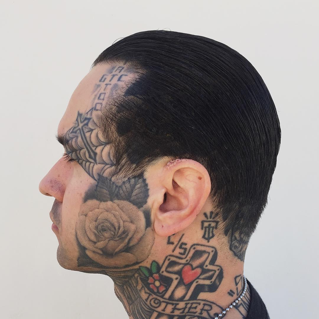 6-Men Slicked Back Hairstyles