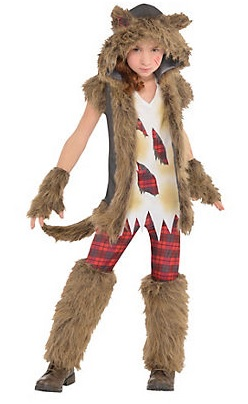 8-Spooky Halloween Costumes for Girls