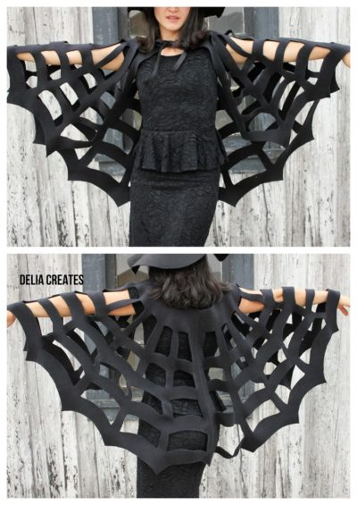 halloween-spiderweb-costume-idea