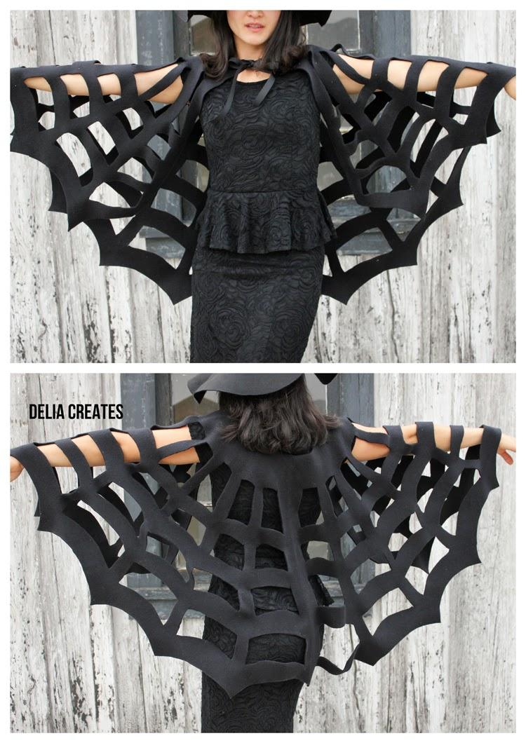 halloween-spiderweb-costume-idea