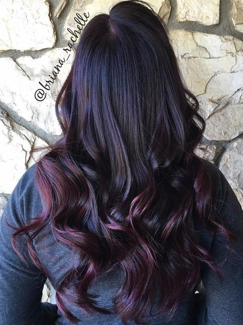 Best Fall Hair Color Ideas 2017 - Top Fall and Winter Hair Colors