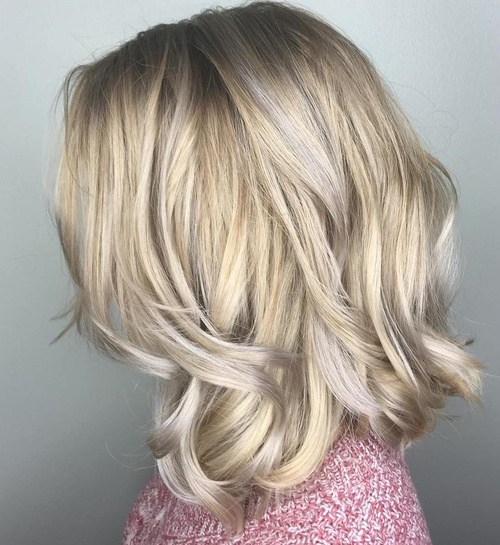Fall winter Hair Color Inspiration