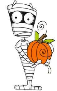 Happy Halloween Drawing