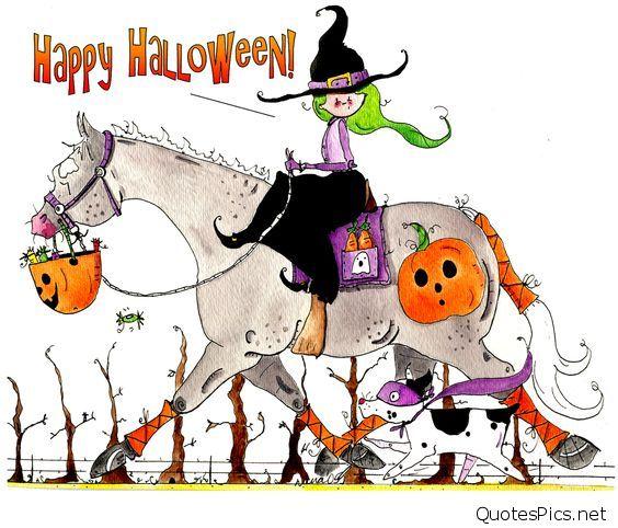 Happy Halloween funny cartoon images