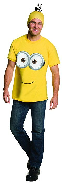 Minion Men costume Ideas