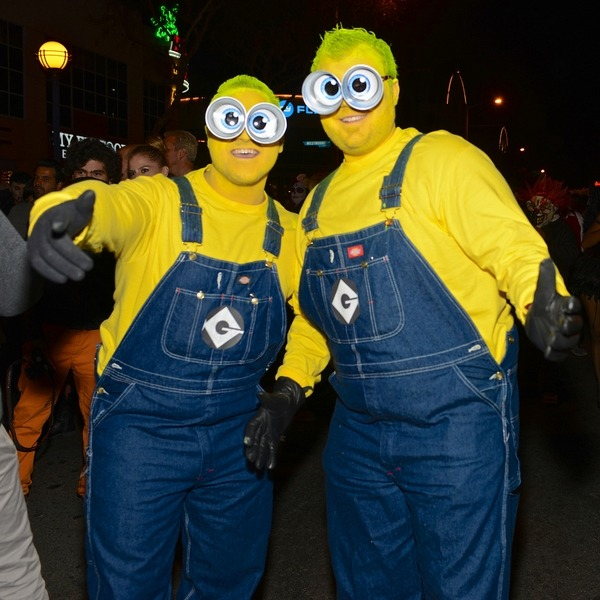 Minions Costume for two best buddies