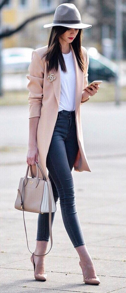 fall winter fashion trends - long coats