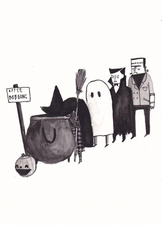 stay spooky