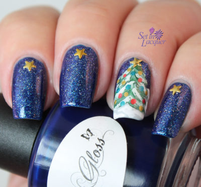 Christmas Holyday Nails