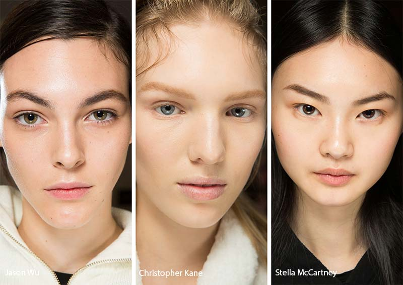 fall winter makeup trends Down the Nose Highlight