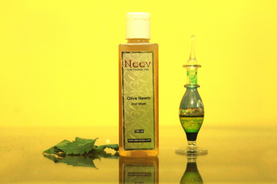 NEEV Herbal Handmade antifungal shampoo hair conditioner