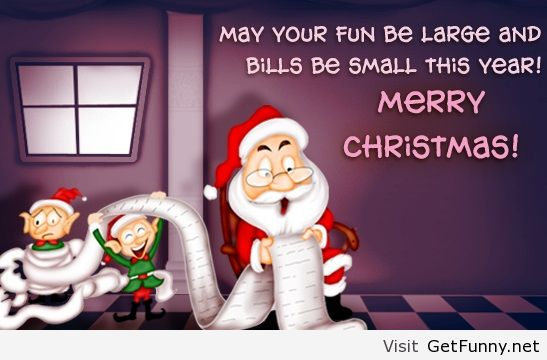 funny Christmas card photos