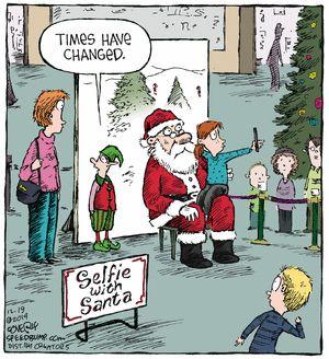 funny Christmas ecard