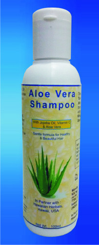 hair care aloe vera antifungal shampoo