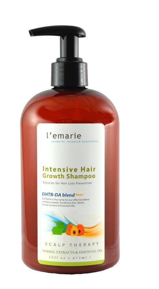 lemarie intensive hair growth shampoo