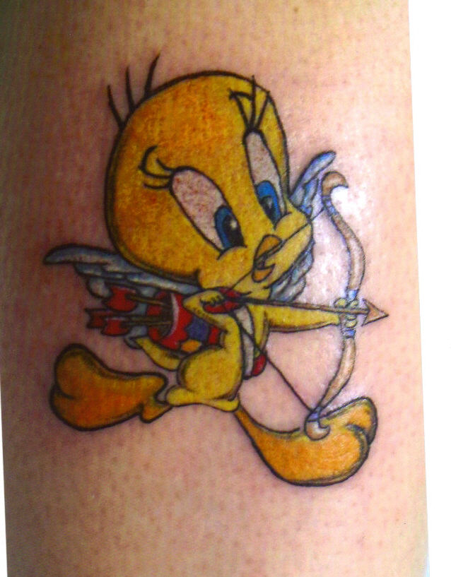 Tweety Tattoo