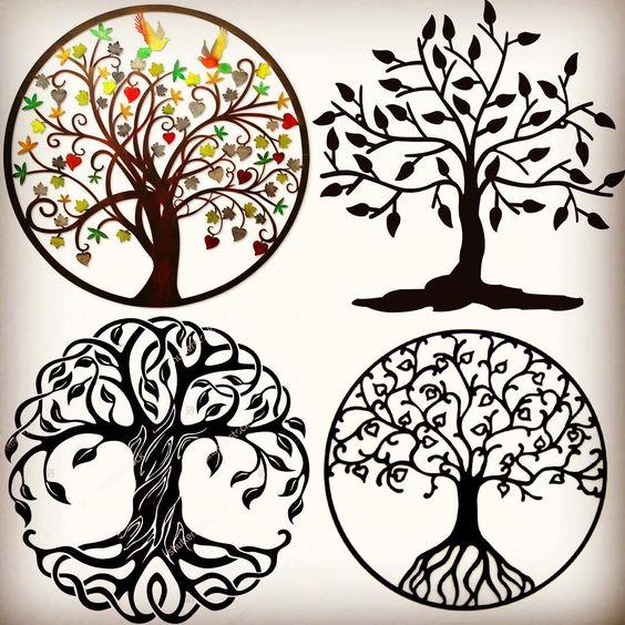 tree of life tattoo designs