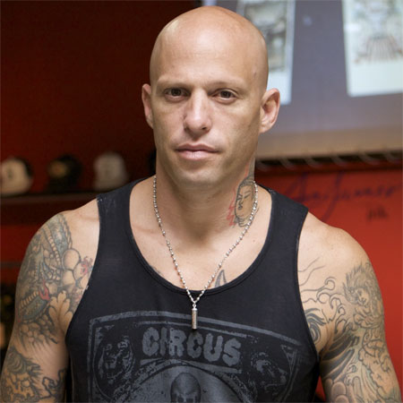 Ami James tattoo artist