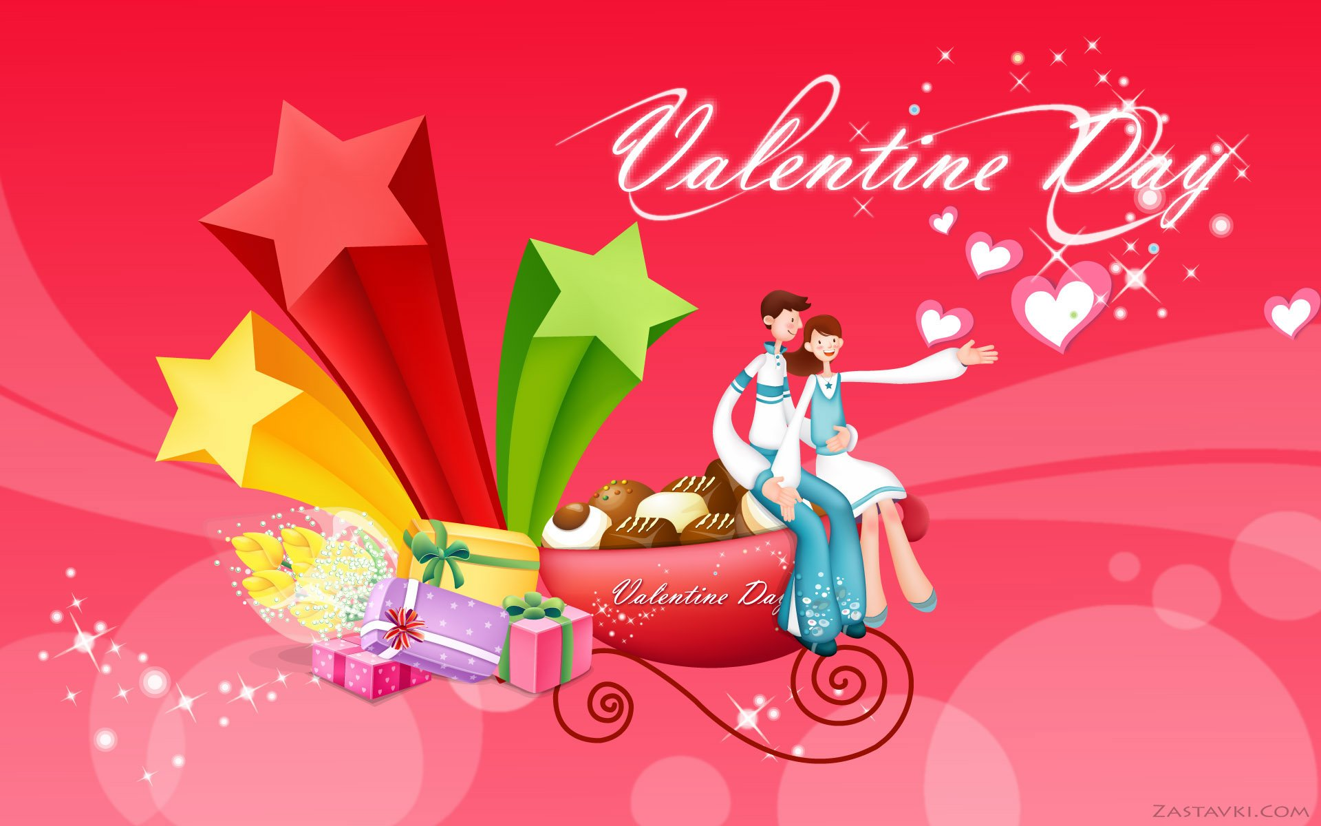 valentines day hd wallpaper