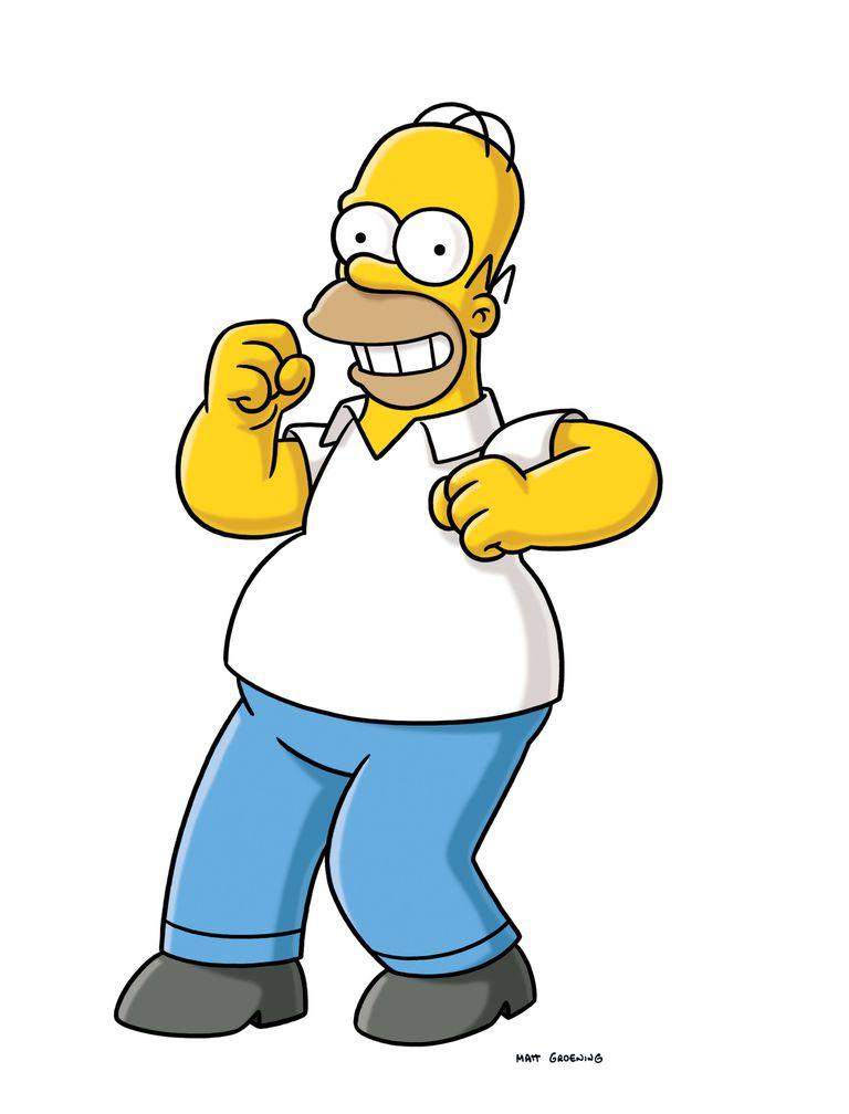 Homer J. Simpson-The Simpsons