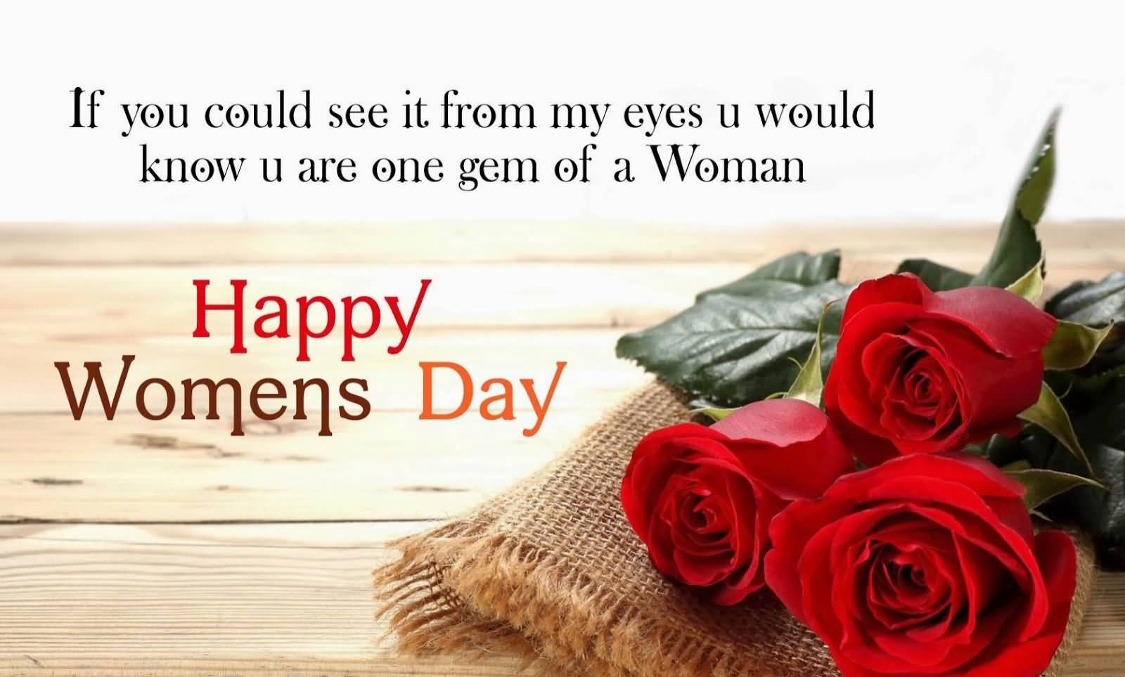 happy womens day quote facebook cover