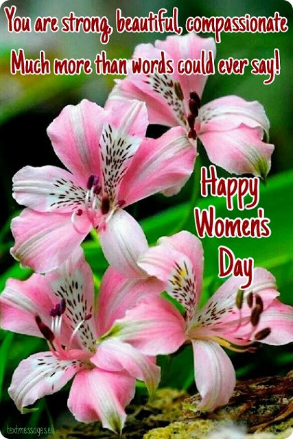 happy womens day quotes sayings