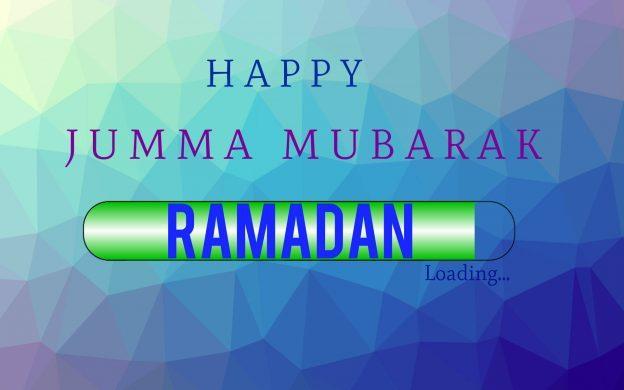 Happy Jumma Mubarak Ramadan