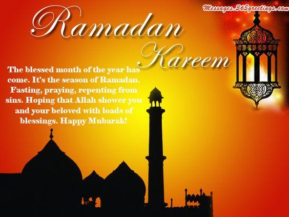 Happy Ramadan Kareem Wishes