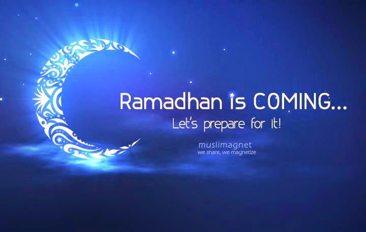 ramadhan is coming let's prepare for it